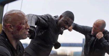 """Así se ruedan las brutales secuencias de acción de Fast & Furious: Hobbs & Shaw, la """"mejor saga"""" para los especialistas"""