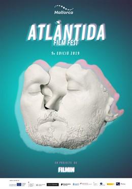 Cartell de l'Atlàntida Film Fest