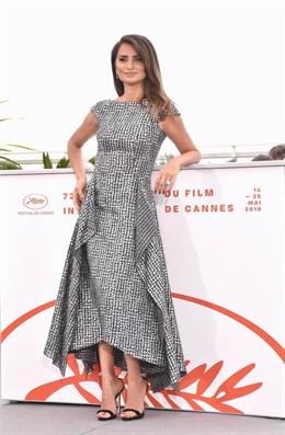May 18, 2019 - Cannes, France. Penelope Cruz. Photocall for movie Dolor y Gloria (Pain and Glory) directed by Pedro Almodovar. 72nd Cannes Film Festival. (Piero Oliosi/Contacto)