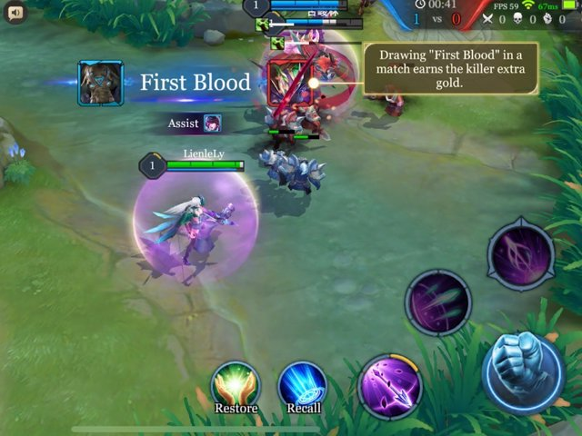 Arena of Valor en Android