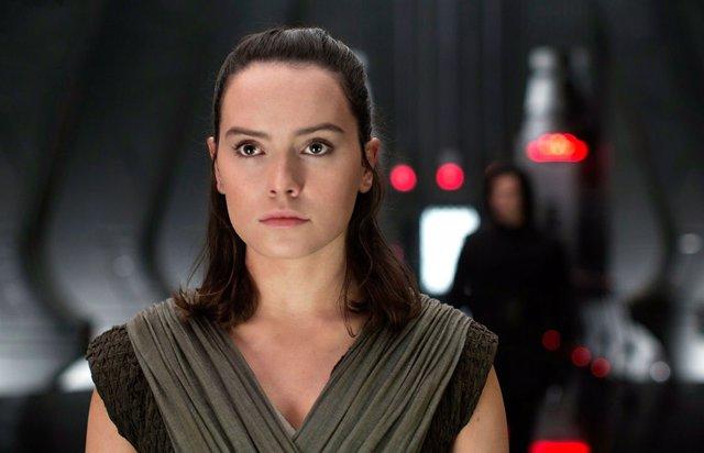 Daisy Ridley es Rey en la saga Star Wars