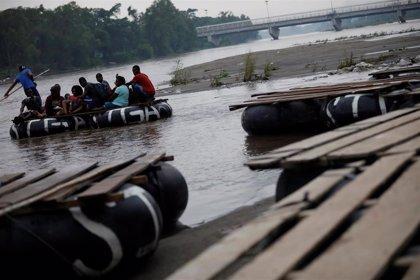 Centroamérica.- México asegura que en solo dos meses ha logrado reducir casi a la mitad las llegadas de migrantes