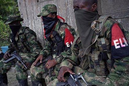 Colombia.- Un niño sufre la amputación de una pierna al pisar una mina antipersona del ELN