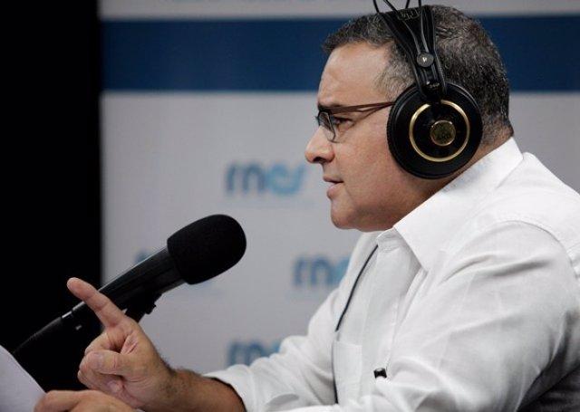El ex presidente de El Salvador Mauricio Funes