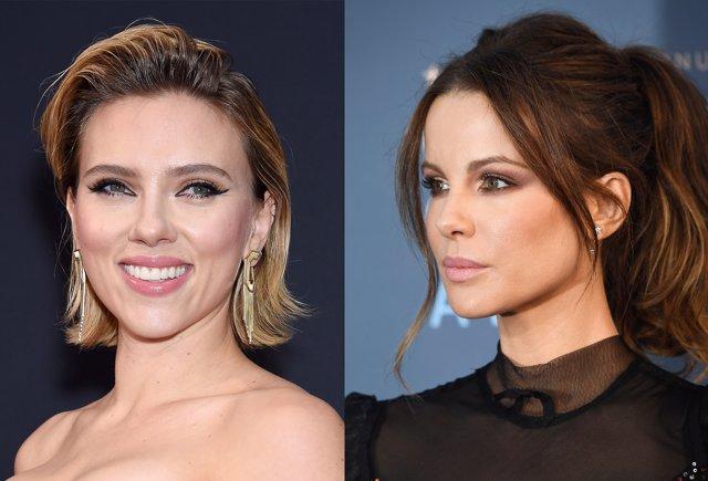 Scarlett Johansson y Kate Beckinsale