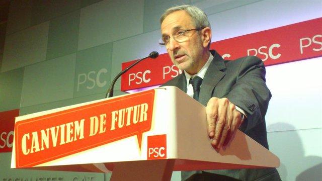 Josep Mayoral, PSC
