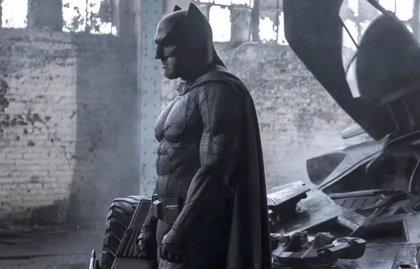 """El Batman de Ben Affleck planeaba """"entrar en Arkham"""""""
