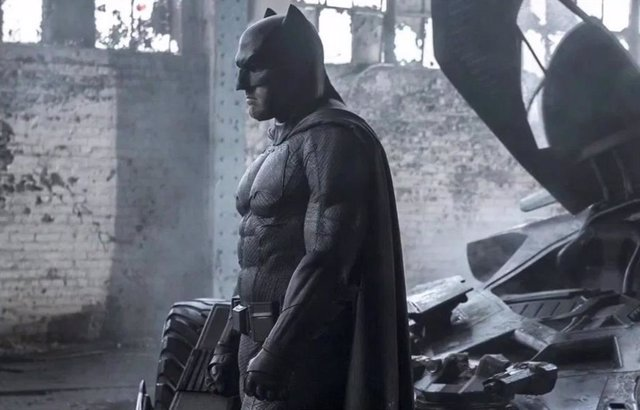 Imagen de Ben Affleck como Batman