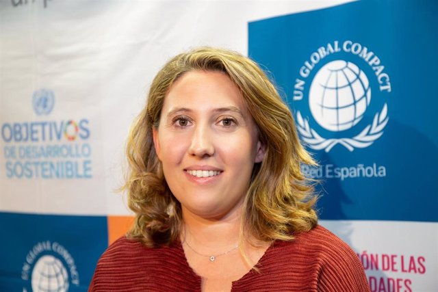 Cristina Sánchez, directora ejecutiva en funciones de la Red Española del Pacto Mundial