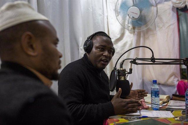 Campaña contra la desinformación en ébola en República Democrática del Congo (RDC)