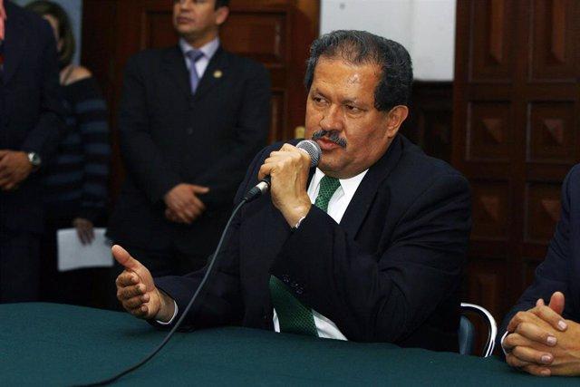 El ex vicepresidente de Colombia, Angelino Garzón (Imagen de archivo)