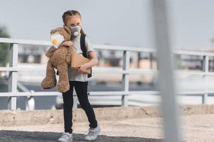 La contaminación medioambiental, un riesgo para los niños
