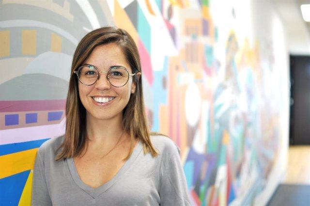 La responsable de continguts de Kindle Espanya, Betty Argilés