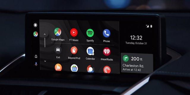 Rediseño de Android Auto