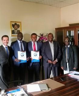 Centurion Law Group  y Banco Africano de Desarrollo