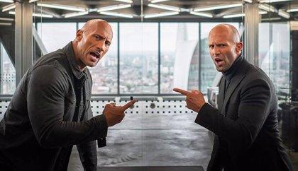 """La crítica aprueba Hobbs & Shaw: Un """"antídoto refrescante"""" que recuerda """"las raíces"""" de Fast and Furious"""