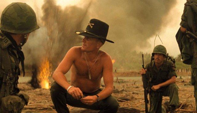 Imagen del coronel Kilgore en Apocalypse Now Final Cut, la nueva versión del clásico de Francis Ford Coppola