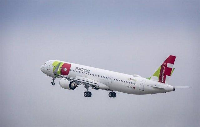 Avión de TAP