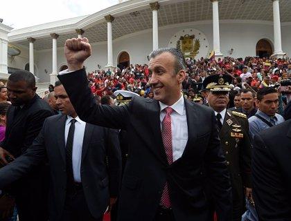 """Venezuela.- El ministro de Industria de Venezuela subraya su lealtad y """"fuerza moral"""" frente a EEUU"""