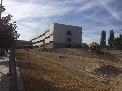 El nuevo instituto de Sarriguren abrirá sus puertas en septiembre con alumnos del primer ciclo de Secundaria