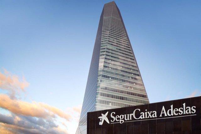 Torre de cristal de SegurCaixa Adeslas