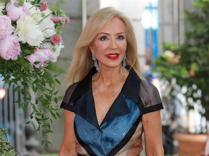 Carmen Lomana cumple 71 años