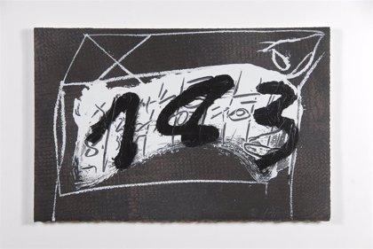 La Térmica de Málaga acerca la obra gráfica de Antoni Tàpies a Alhaurín el Grande