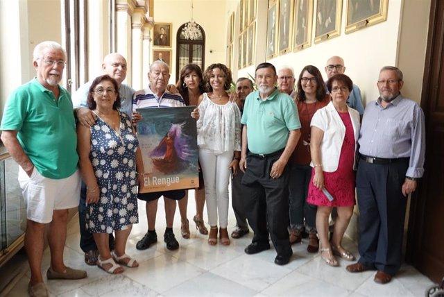 El Ayuntamiento De Málaga Informa: Más De 5.300 Mayores Invitados A Vivir Una Noche De Feria En El Rengue