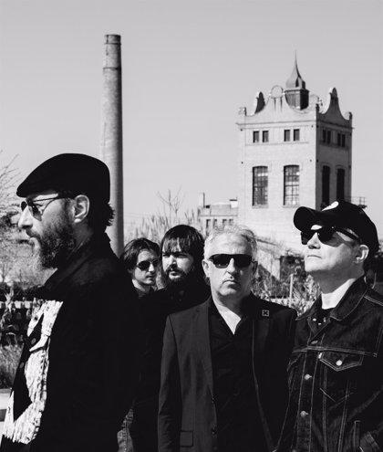 Los Planetas celebran su 25 aniversario en el Festival Tendencias de Salobreña (Granada)