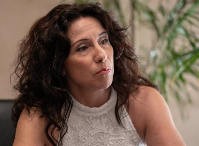 Entrevista de Europa Press a la consejera de Igualdad, Políticas Sociales y Conciliación, Rocío Ruiz.