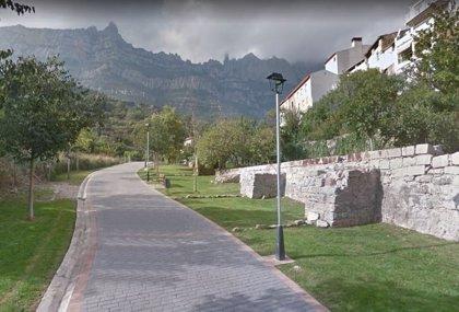 La Diputación de Barcelona mejorará el alumbrado público de Monistrol de Montserrat