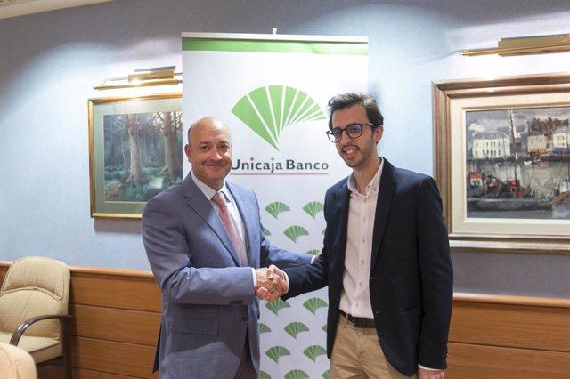 Almería.- Unicaja renueva su apoyo a Campomar para promover la formación e impul