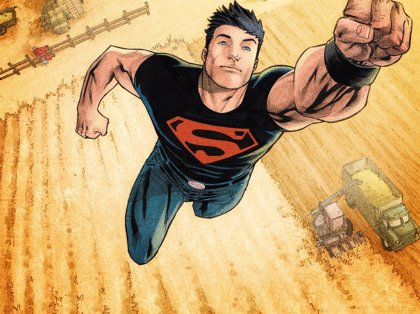 Titans: Superboy y Chico Bestia protagonizan nuevas imágenes de la 2ª temporada