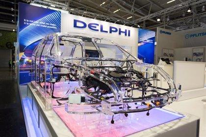 El beneficio de Delphi se hunde un 77% en el semestre por el peor 'mix' de ventas y el tipo de cambio