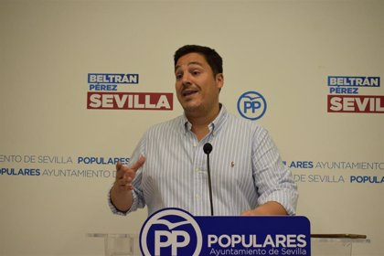 El PP exige a Espadas que elabore y ejecute el Plan Director del Patrimonio Histórico de Sevilla