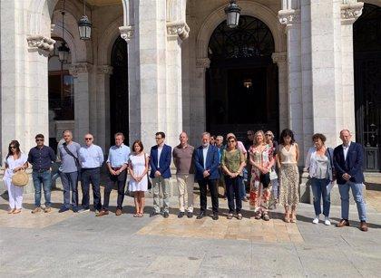 """Valladolid muestra su """"rechazo"""" al caso de violencia de género de Villagonzalo (Burgos)"""