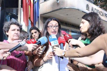 Sol Sánchez replica a Ábalos que es obligación de todos poner en conocimiento presuntos delitos en operación Chamartín