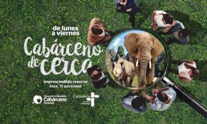 El Parque de Cabárceno lanza las visitas 'Cabárceno de cerca'