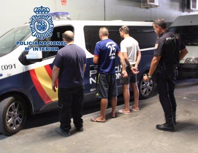 Operación contra los enganches ilegales de luz en la zona norte de Granada capital