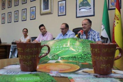 Alfarnatejo celebra el sábado el Día del Gazpacho con una degustación en la que los vecinos elaboran 700 litros