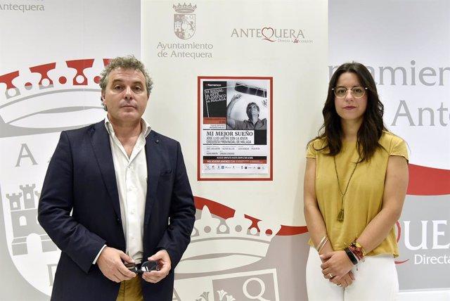Presentación actuaciones de flamenco en agosto en Antequera