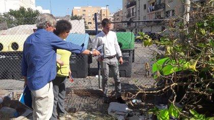 Cort desinfecta todos los barrios de Palma durante el primer semestre de 2019