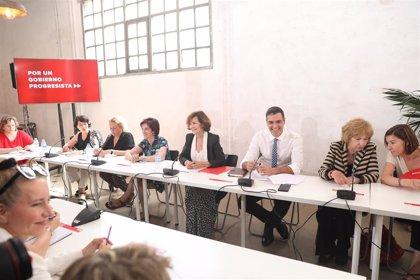 """Calvo admite """"muchas discrepancias"""" con Unidas Podemos en la agenda feminista"""