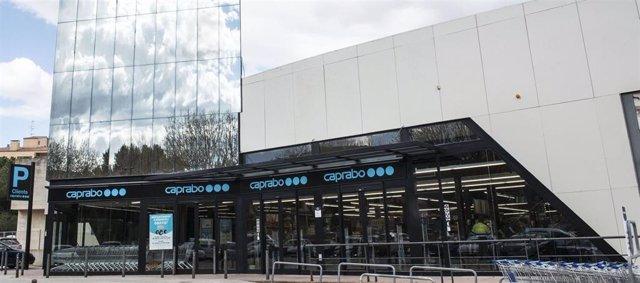 Supermercado Caprabo (archivo)