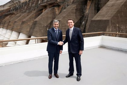 Paraguay/Brasil.- Paraguay y Brasil anulan el acta para la contratación de energía en la hidroeléctrica de Itaipú