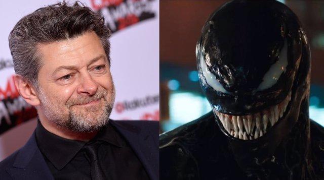 Andy Serkis suena como director de Venom 2