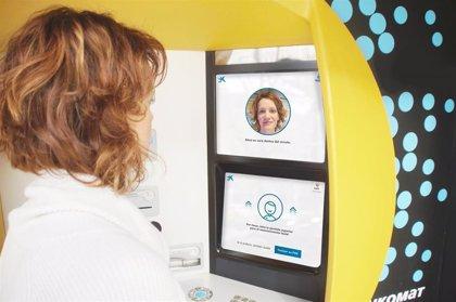 Los cajeros con reconocimiento facial de CaixaBank, mejor proyecto tecnológico por 'The Banker'