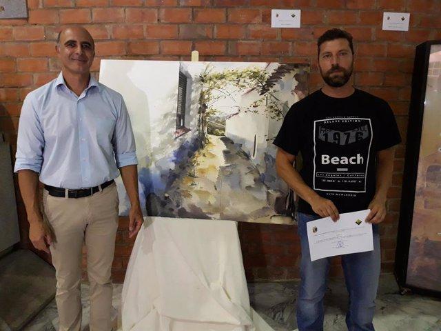 Presentan el certamen de pintura Feria Internacional de Zafra
