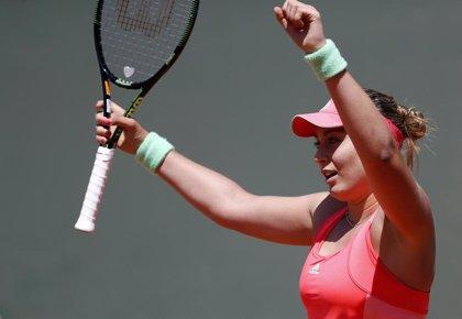 Paula Badosa sigue fuerte y se mete en cuartos de Karlsruhe