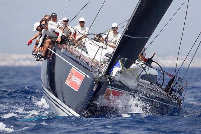 Felipe VI se incorpora a la 38 Copa del Rey de vela